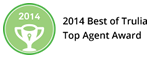 Trulia Top One Percent (1%) Award